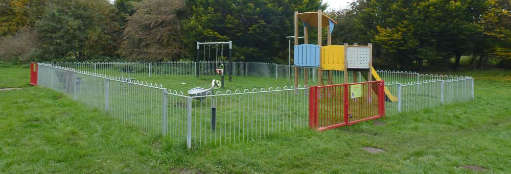 Lea Green children's play area