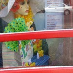 Easter at the Post Office telephone box